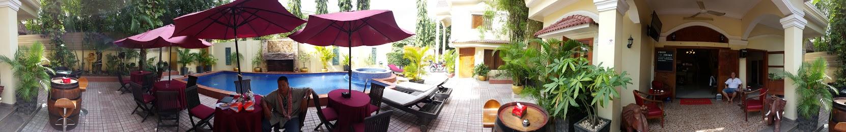 Villa Grange Hotel Phnom Penh
